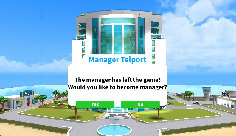 You Played Island Hotel Resort Roblox Venturex A Twitter Island Hotel Resort Manager Update Beta We Are Dropping A Cool Update It Contains The Following Manager Position Manager Teleport Game Pass Manager Given Bonus Checks Manager Team