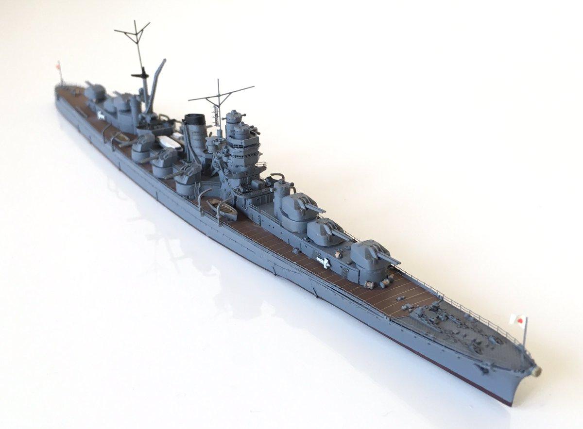 "K-5 on Twitter: ""防空巡洋艦試..."