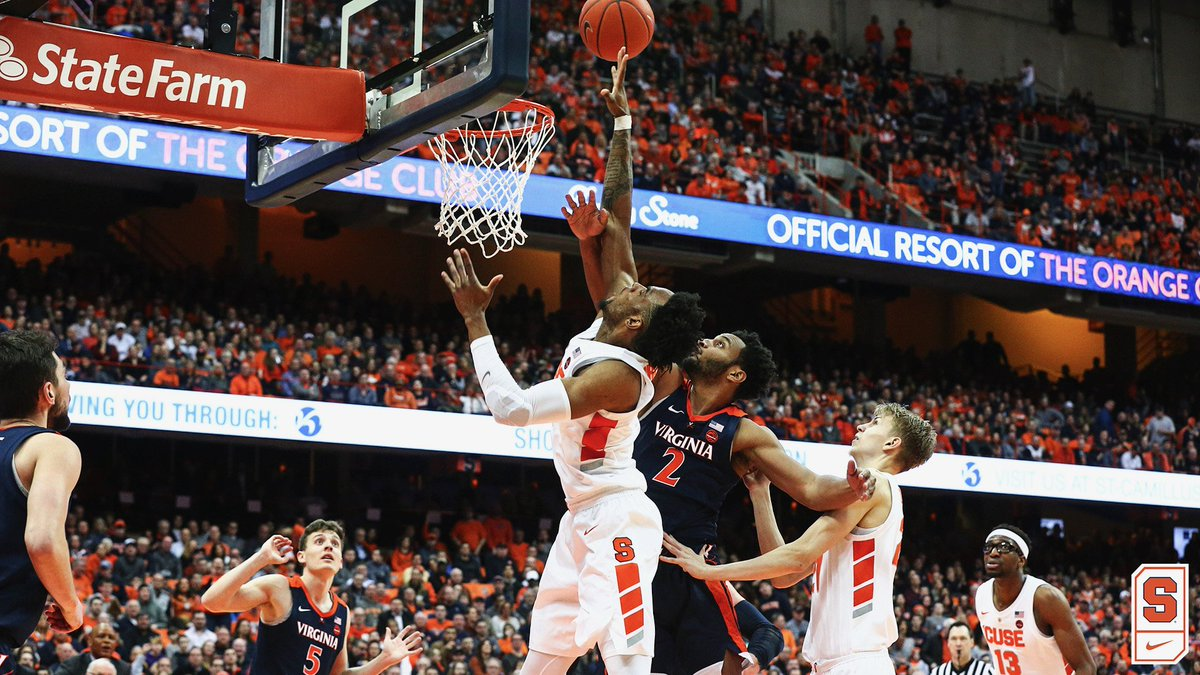 Orange, #2 Virginia battle on Big Monday (preview & info)
