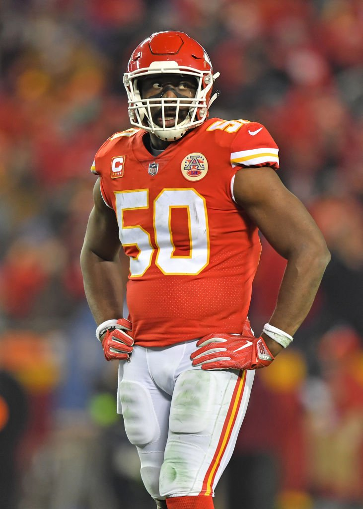 Chiefs release LB Justin Houston after eight seasons in Kansas City, per @MattVerderame