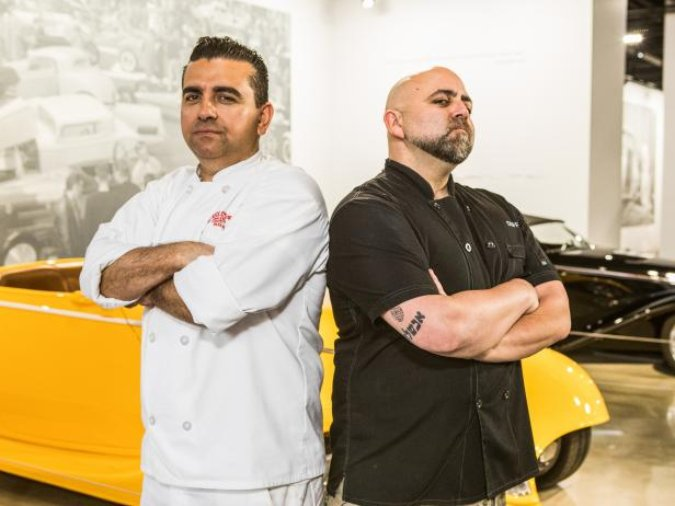 .@CakeBossBuddy is taking on Duff Goldman in an over the top cake competition https://bit.ly/2UrZcos