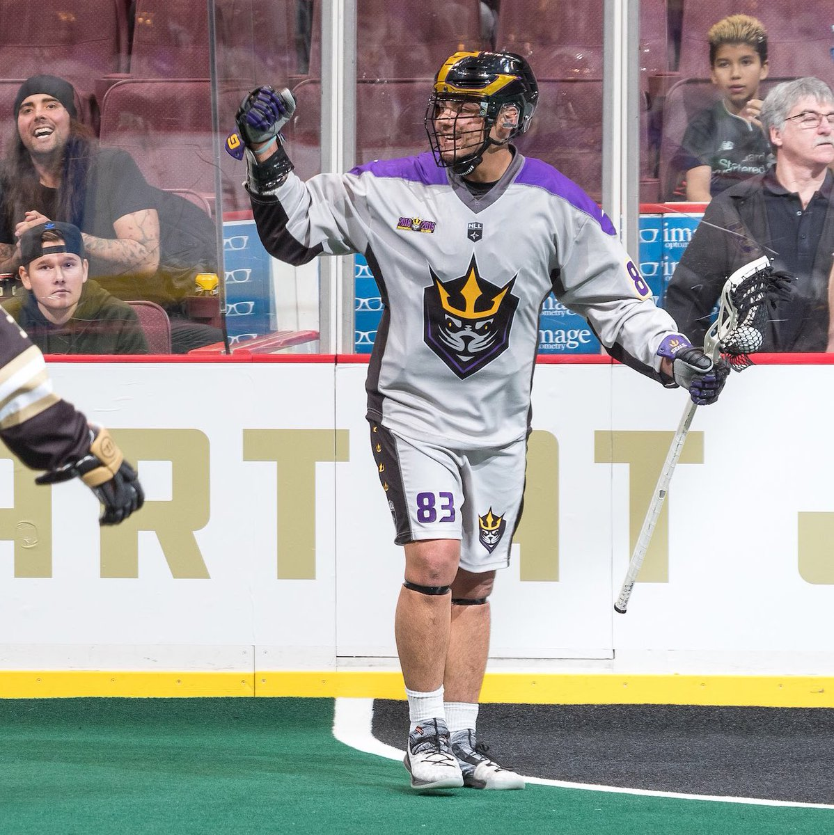NLL ROOKIE OF THE WEEK @Top_ched83 💪