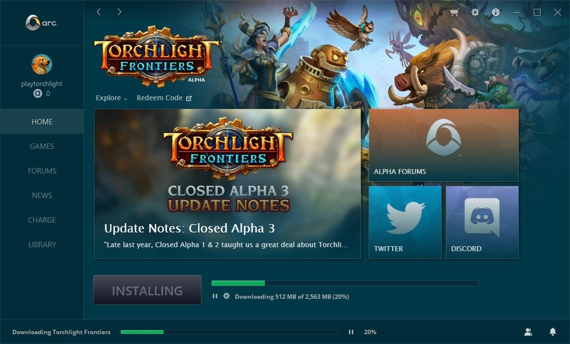 Play Torchlight on Twitter: