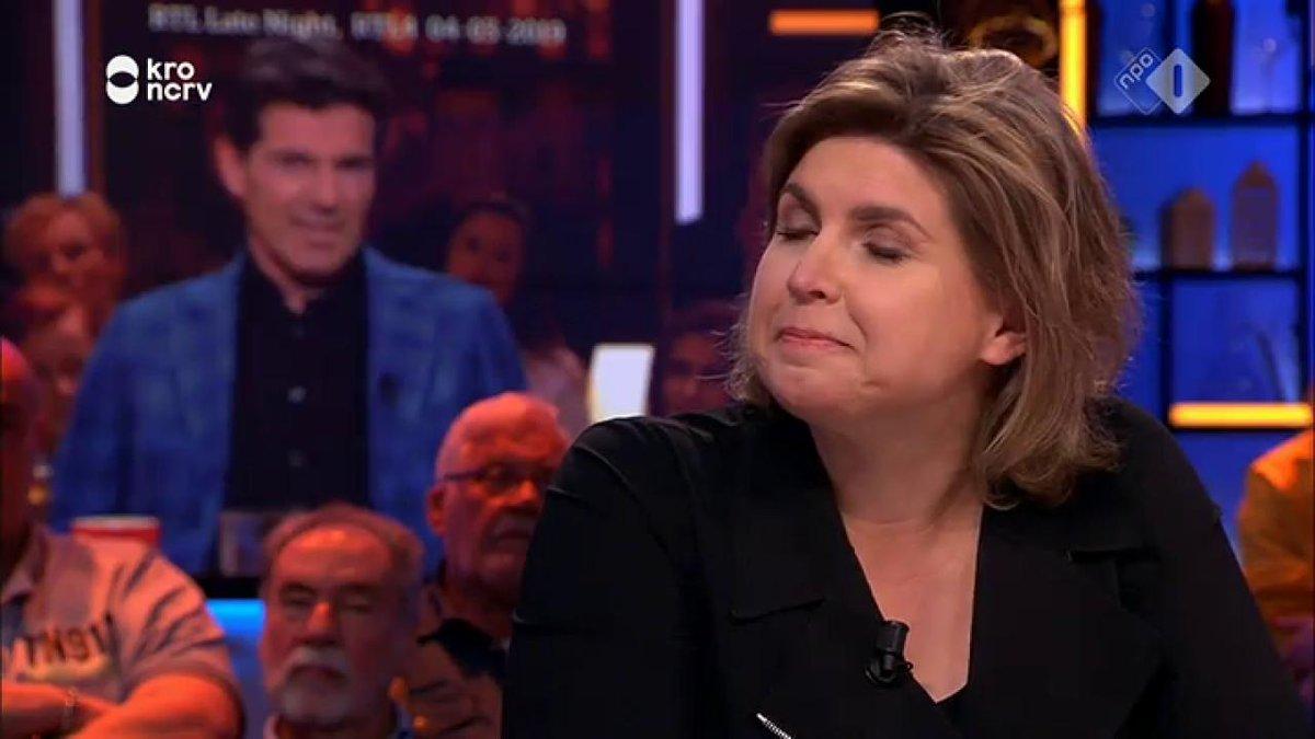 Angela de Jong: 'RTL Late Night en Twan Huys zijn een mismatch'