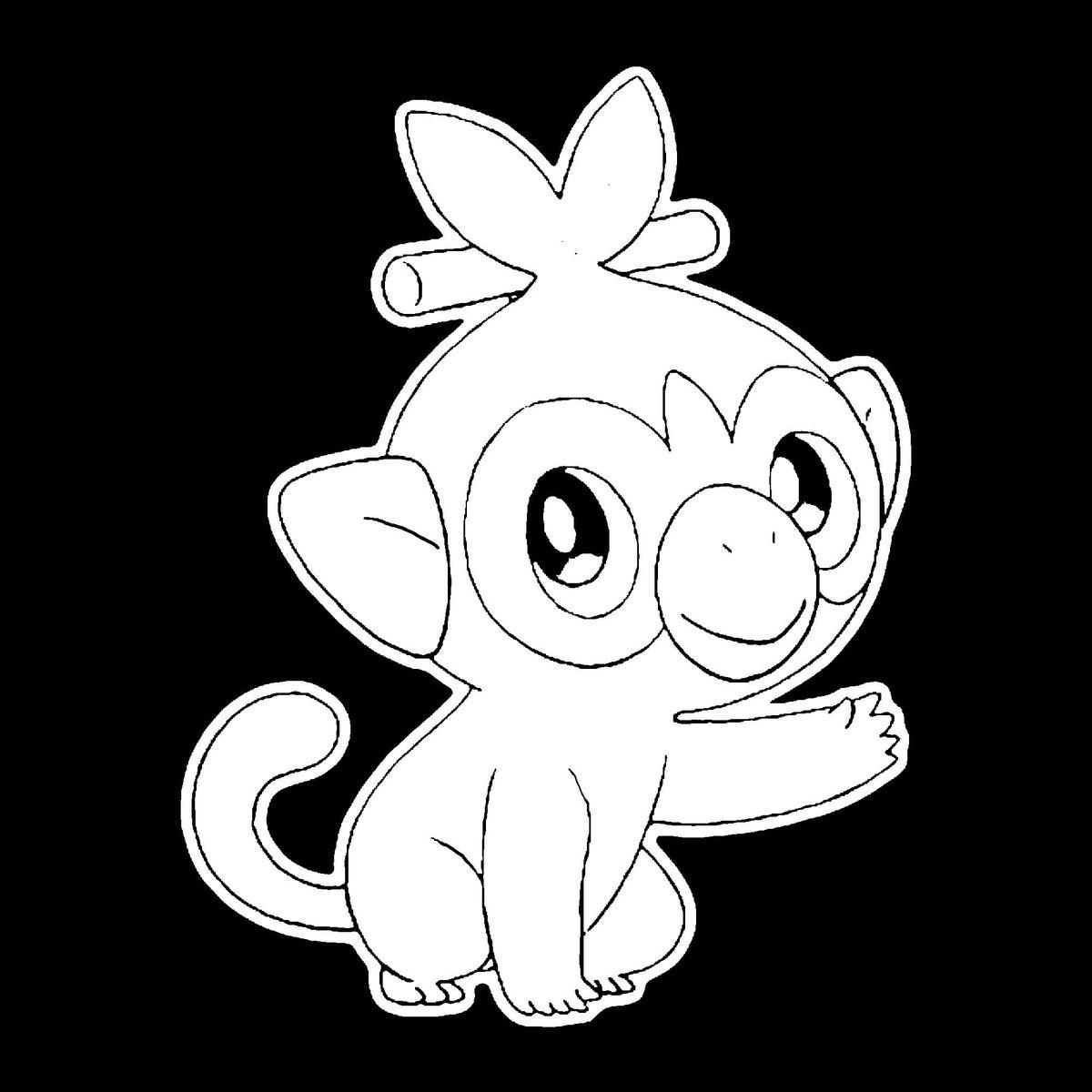 Ashley On Twitter Some Coloring Images Pokemon Nintendoswitch Creative
