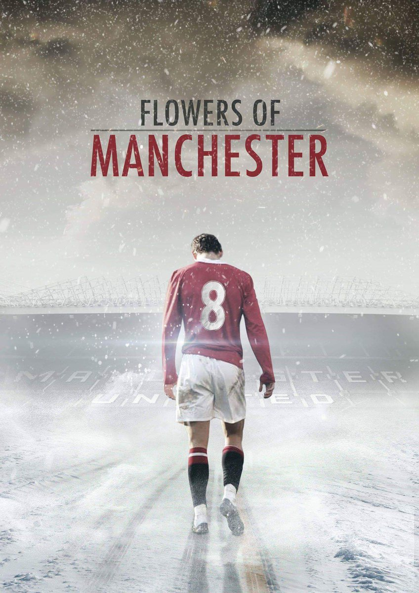 FLOWERS OF MANCHESTER A NEW FILM IN THE MAKING..  #flowersofmanchester #munich #busbybabes #manchesterunited  . https://www.facebook.com/flowersofmanchesterfilm/as …