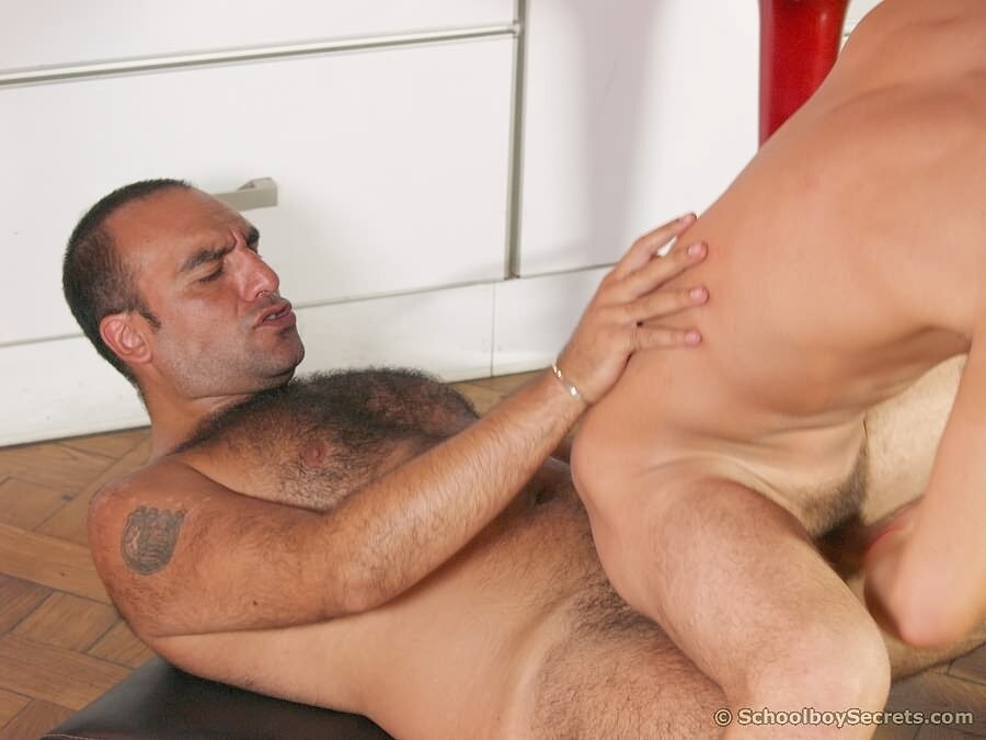 Hairy daddy fuck son stories