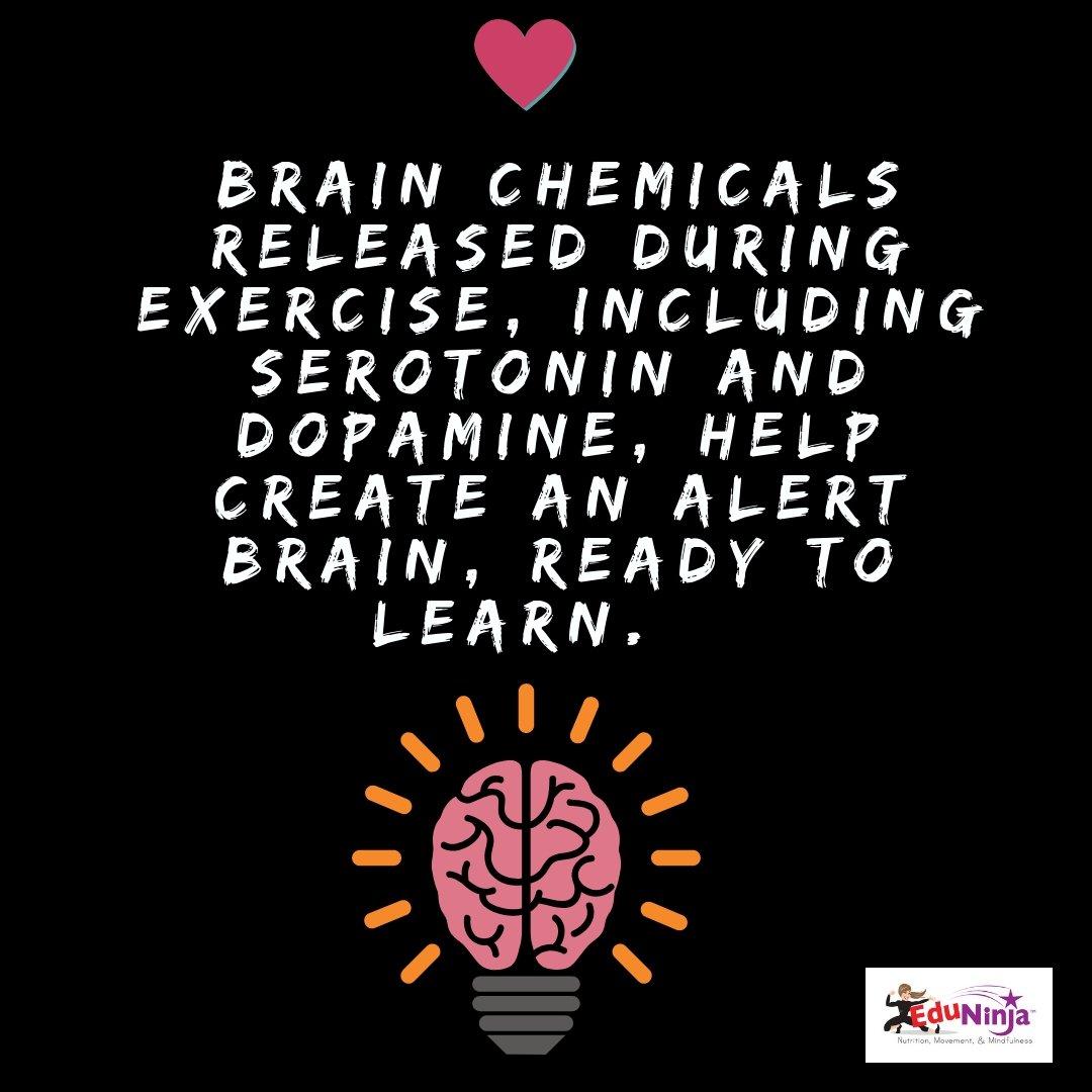 Brain breaks aren't just for students. Teachers benefit too. #BetterTogetherCA