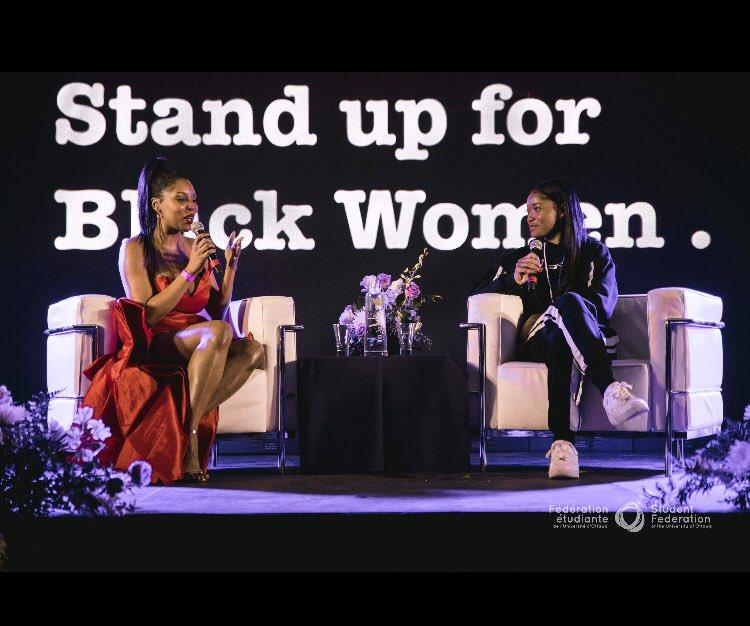jolie femme black