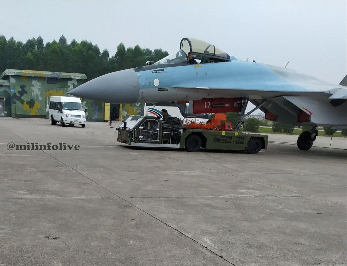 الصين ستتسلم الدفعة الأولى من مقاتلات Sukhoi-35 قبل حلول 25 ديسمبر الجاري وتشمل 4 مقاتلات D03Zl4ZU8AAK8Rh