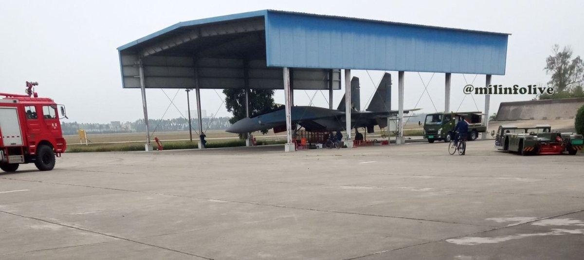 الصين ستتسلم الدفعة الأولى من مقاتلات Sukhoi-35 قبل حلول 25 ديسمبر الجاري وتشمل 4 مقاتلات D03ZlUsV4AE7qTi