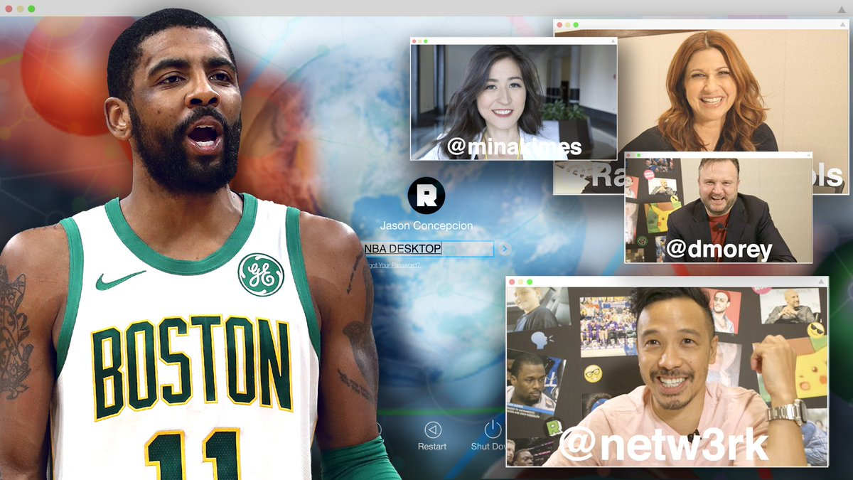 .@netw3rk and the #NBADesktop crew went to #SSAC19. This is their story.