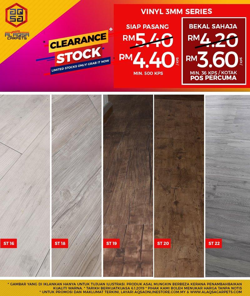 Dapatkan 5 corak berbeza dengan harga TERMURAH di Malaysia. PRO VINYL: EN.SHAFIQ http://www.wasap.my/+60162249871/Vinyl.3MM …pic.twitter.com/MRt8cjc0Oi