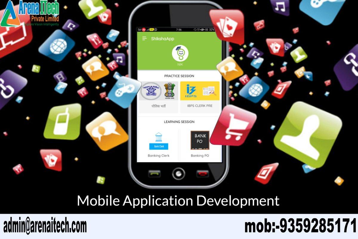 #HOLISPECIAL Get 20% off on Mobile Development Services - ArenaITech Pvt. Ltd. @SoftwireUK @SoftwareDubai pic.twitter.com/C5uFAzv9nc