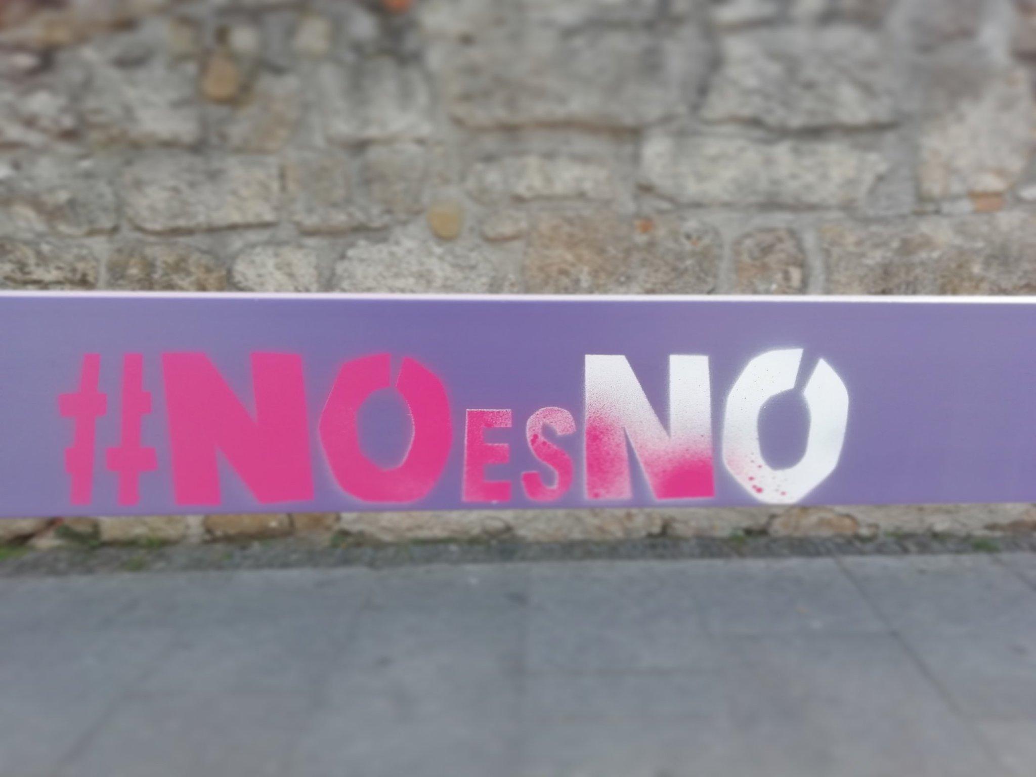 Hashtag #NOESNO en las agujas del Carnaval del Toro