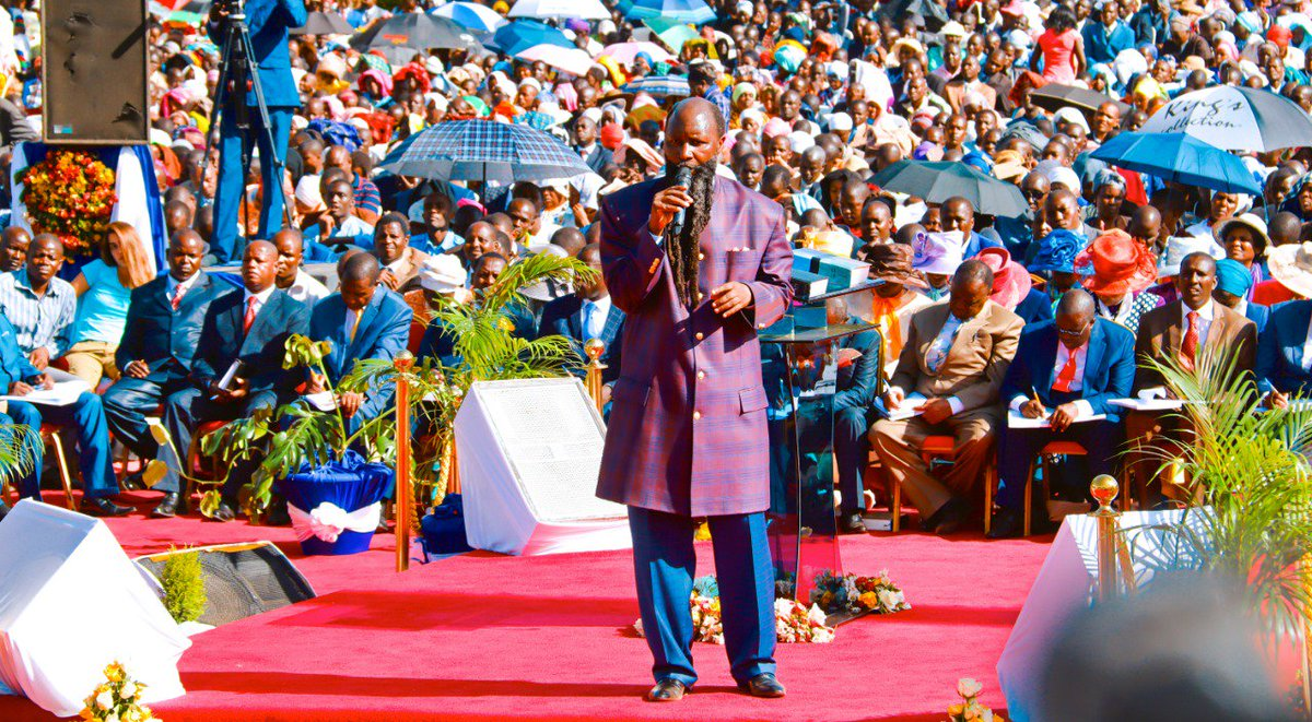 Image result for prophet owuor