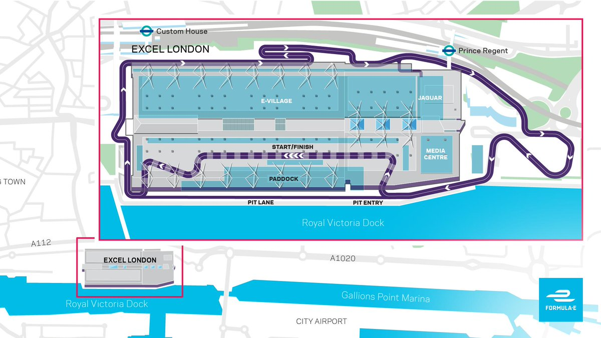 Calendrier Formule E 2020.Formule E Londres En Guise De Finale De Formule E 2019 20