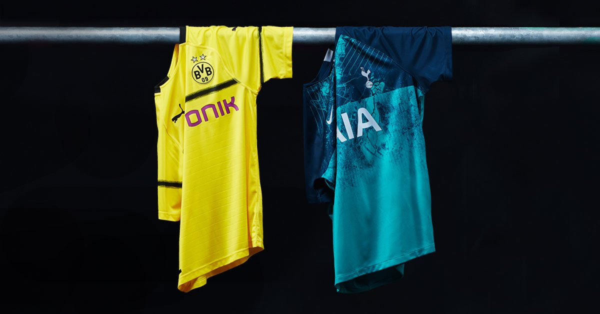 37d975341c Kitbag Twitter Tweet  4 goals needed at least for  BVB