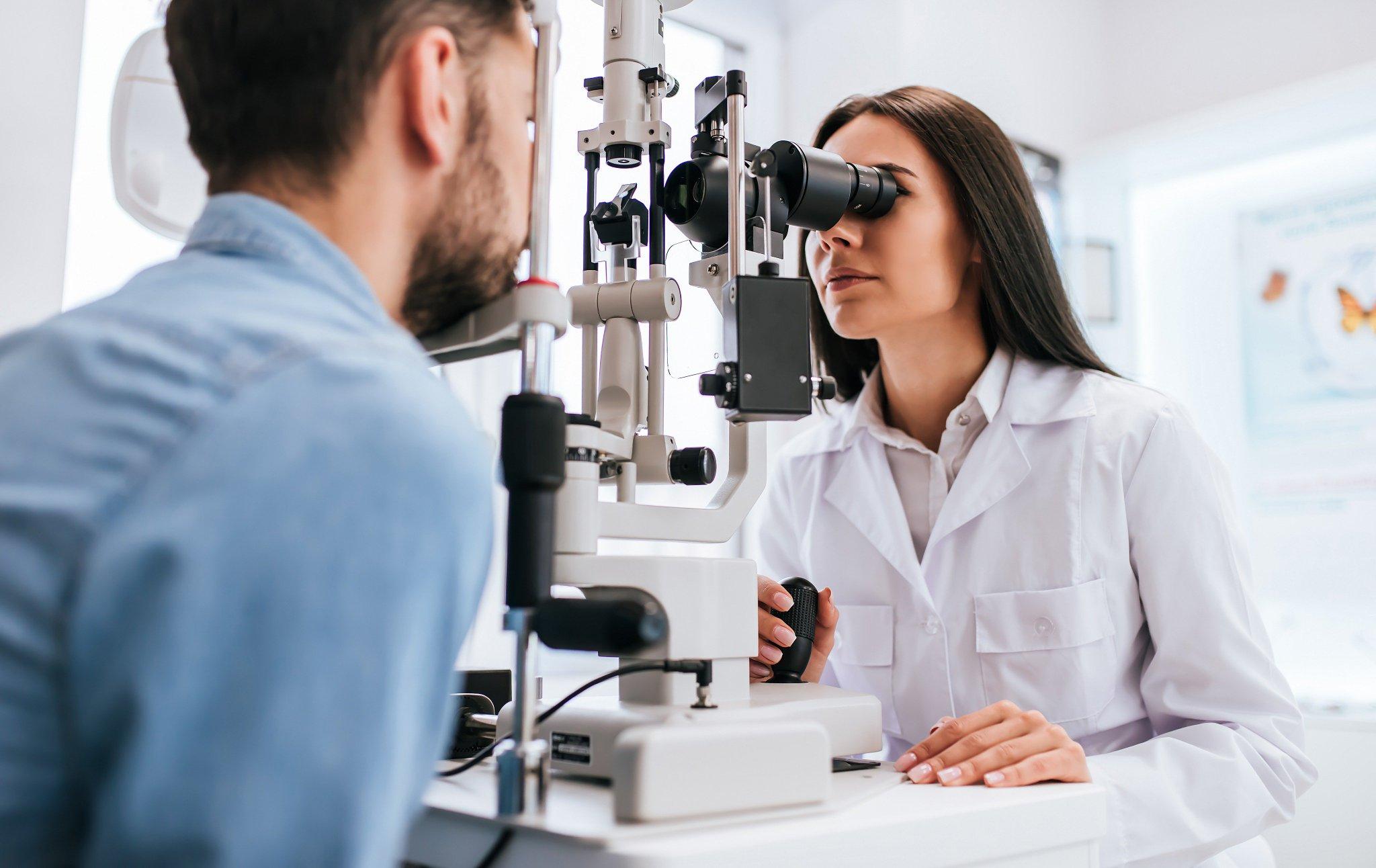 картинки по офтальмологий эта изба