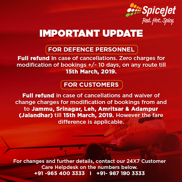 SpiceJet on Twitter: