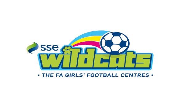 7076eb8ee65 ... in becoming a @SSE Wildcats Girls Football Centre has been approved.  Please keep an eye out for the training dates that will be released soon!