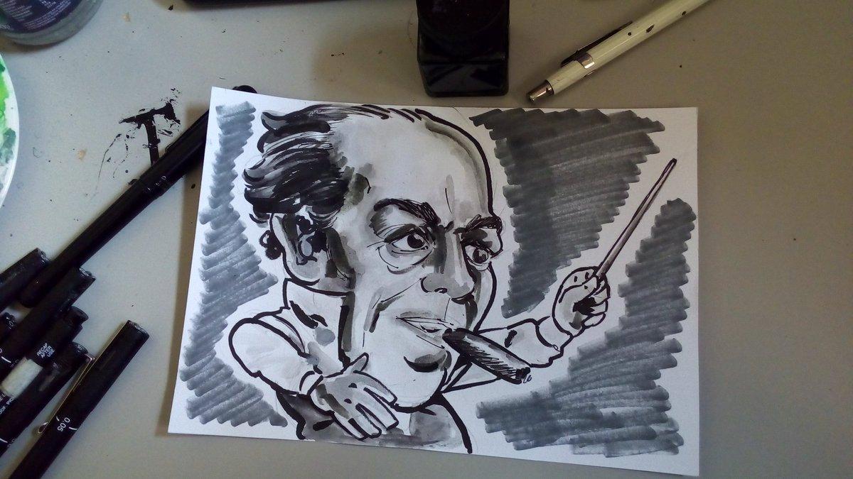 Thales Gaspari On Twitter Caricatura Villalobos Musica