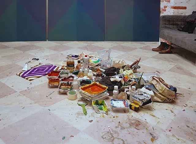 #StudioVisit #FondazioneBevilacquaLaMasa #Venice #ContemporaryArt #YoungArtists #curator #ContemporaryPainting #OilColors https://t.co/lggy2MJFX8
