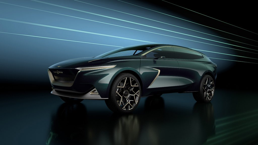 RT @rioferdy5: Aston Martin have…