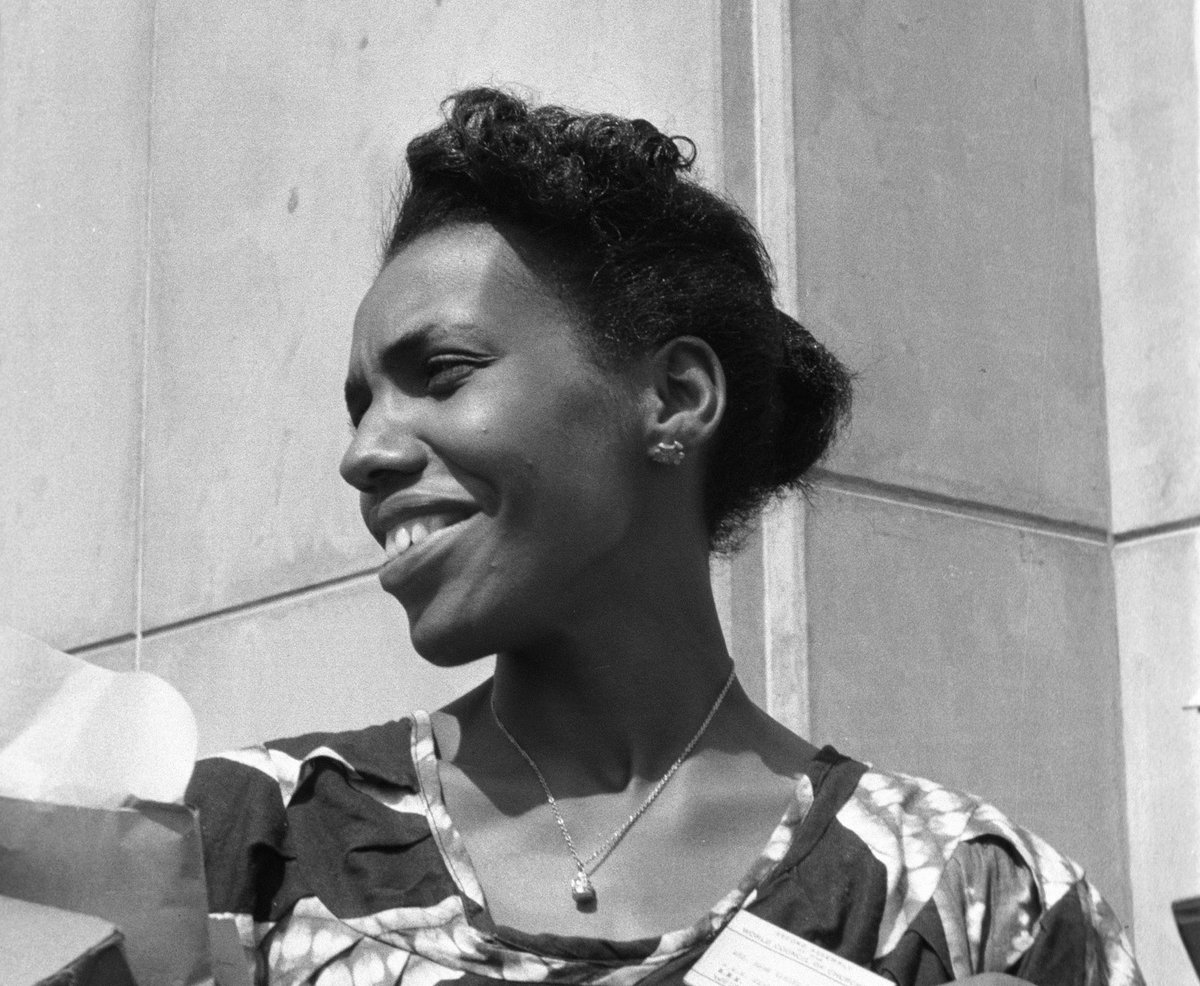 As many of you know, Rena Weller Karefa-Smart '45 B.D. died in January. The family has announced there will be a celebration of life this Saturday, March 9, at 4 pm Eastern time at St. Augustine's Episcopal Church, 555 Water St, SW, Washington DC.