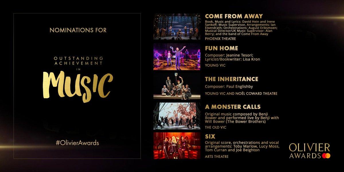 Olivier Awards on Twitter: