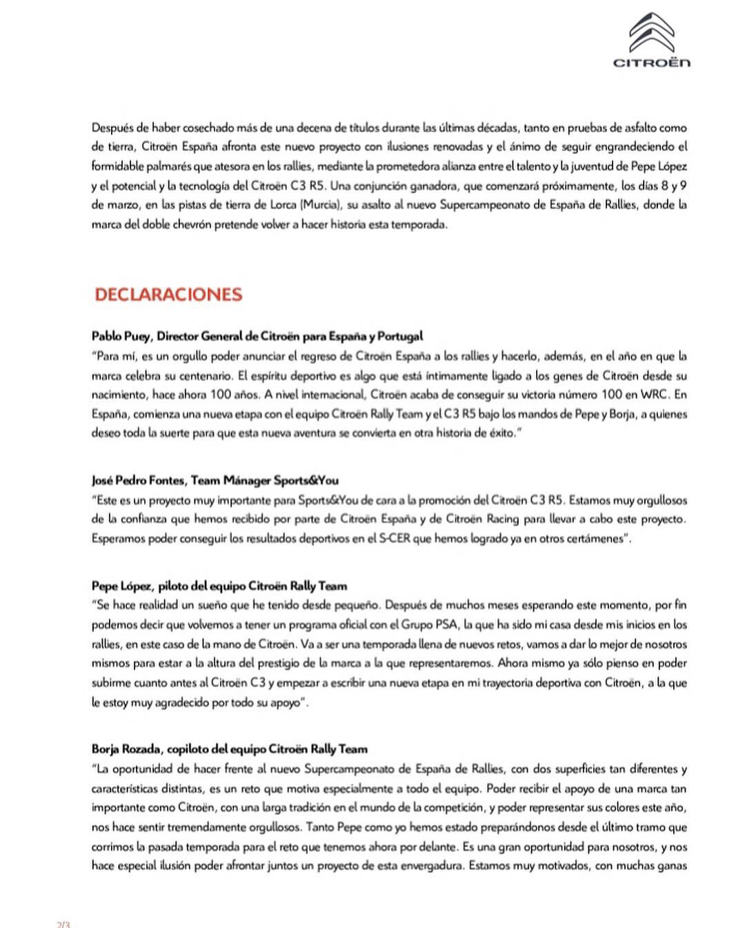 Noticias y/o rumores de temporada: Temporada 2019 - Página 5 D05eWNxWoAApoul