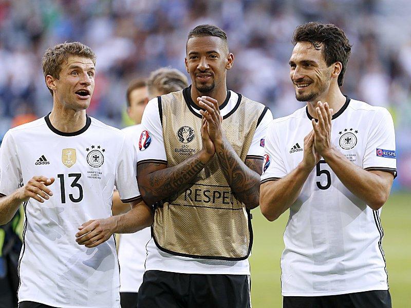 Йоахім Льов виключив зі складу збірної Німеччини Мюллера, Хуммельса і Боатенга - изображение 1