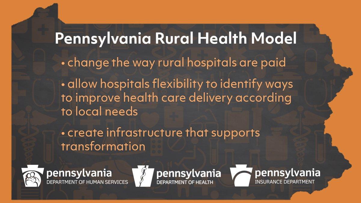 Image result for PA'S RURAL HEALTH MODEL