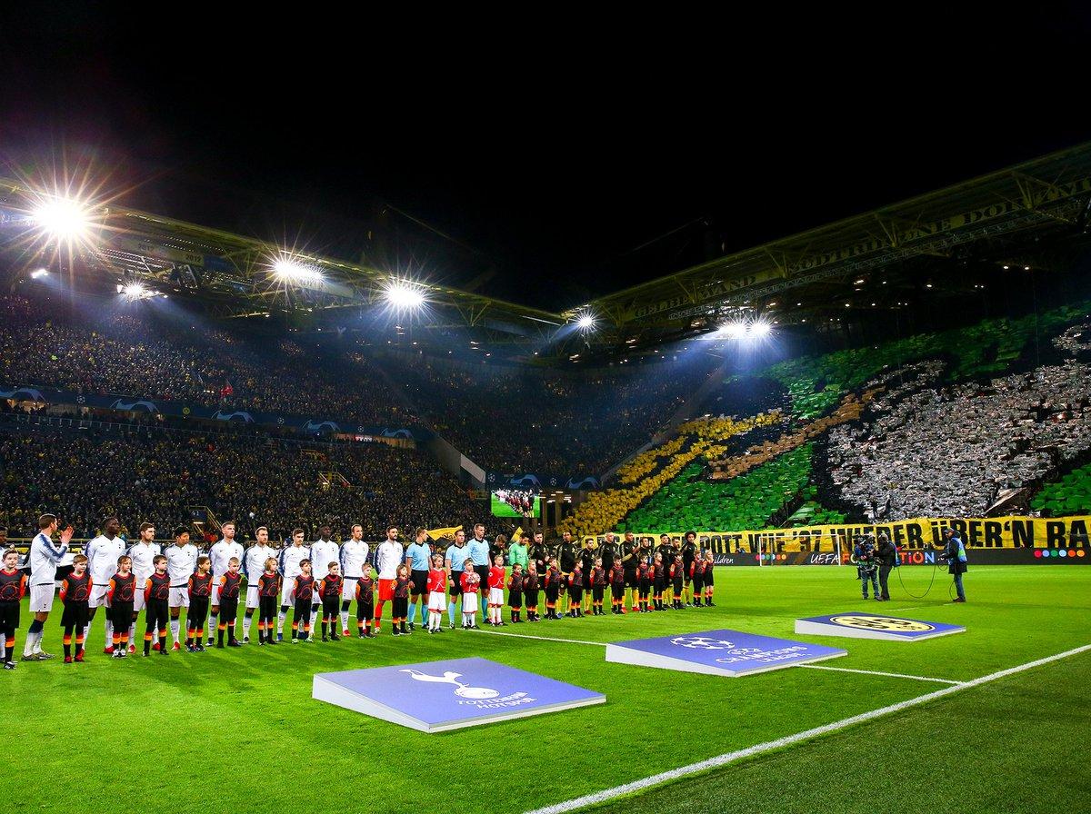 Боруссия Д - Тоттенхэм 0:1. Шпоры впервые за восемь лет выходят в четвертьфинал Лиги чемпионов - изображение 1