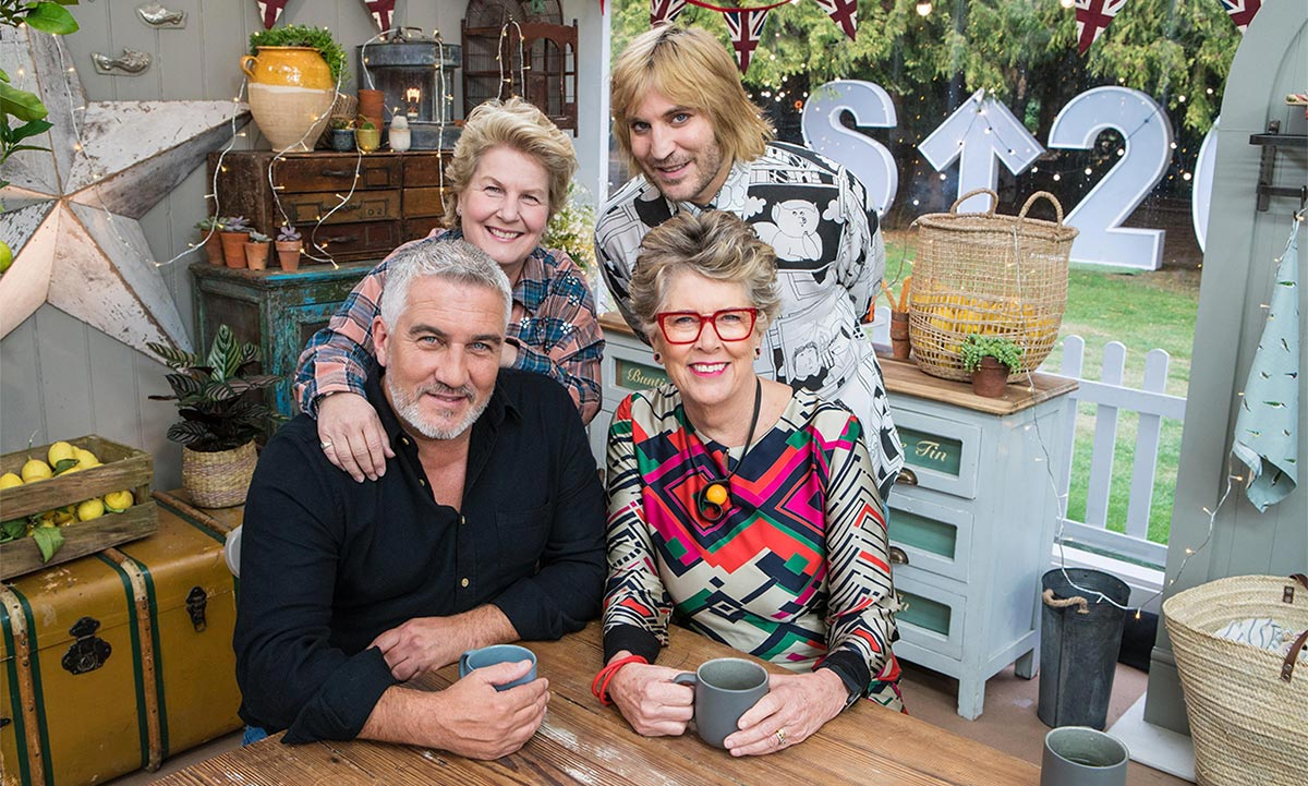 627f4f3521 take a peek inside the homes of the bake off stars paul hollywood prue leith  and