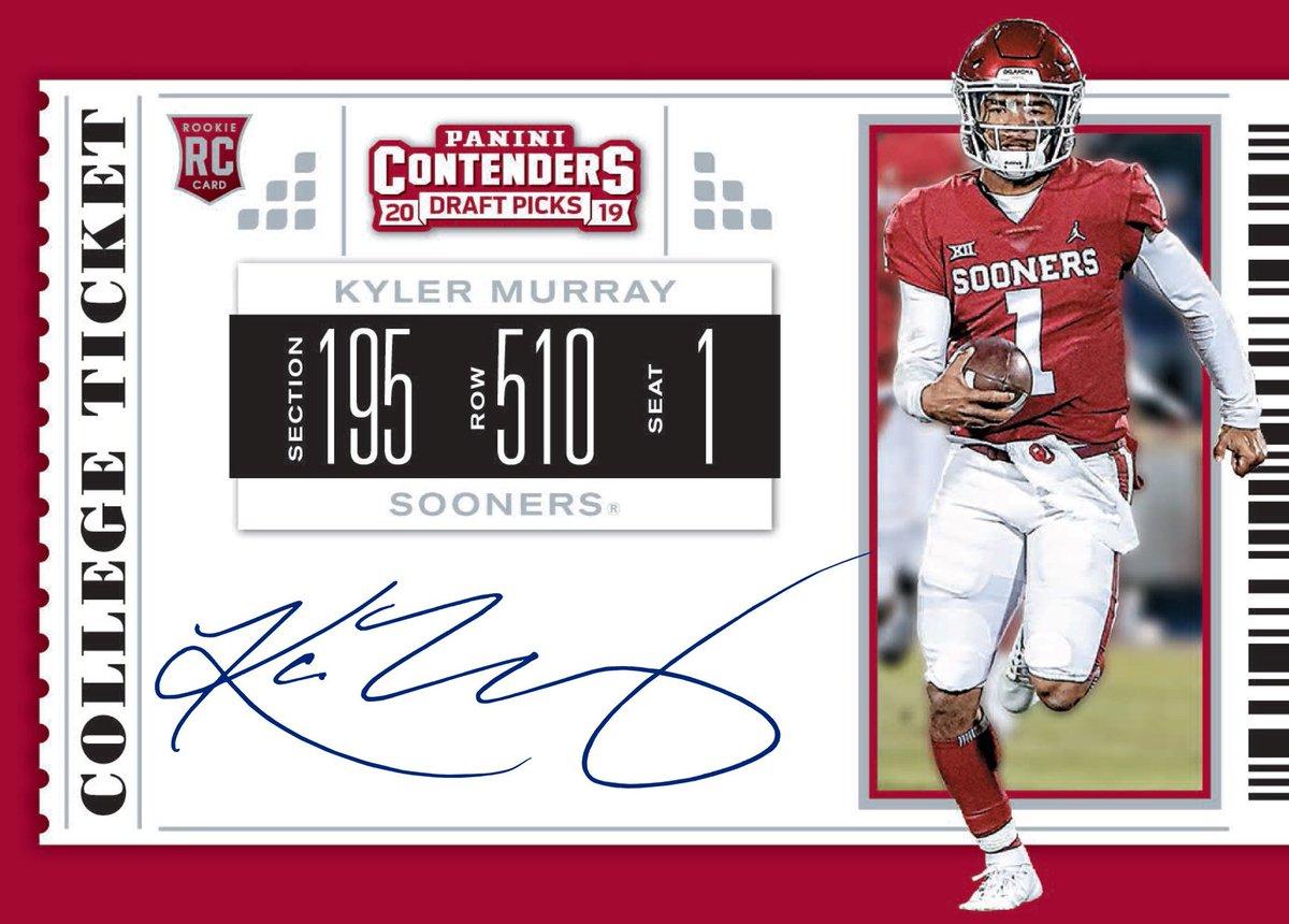 College High School Football News  Oklahoma QB and NFL Draft prospect Kyler  Murray has signed with ... df5d47b06