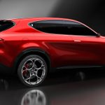Image for the Tweet beginning: JUST ANNOUNCED: the @alfa_romeo Tonale,