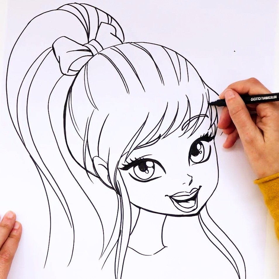 WinxClubAll 🔹 HOW TO DRAW - Winx Club in the Season 8 Style