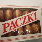 Image for the Tweet beginning: Happy Paczki Day! These delicious