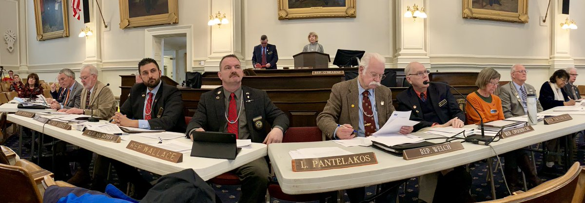 GOP lawmakers wore pearls while gun violence victims testified. Activists were outraged.