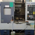 Image for the Tweet beginning: Mori Seiki SV-400 Vertical Machining