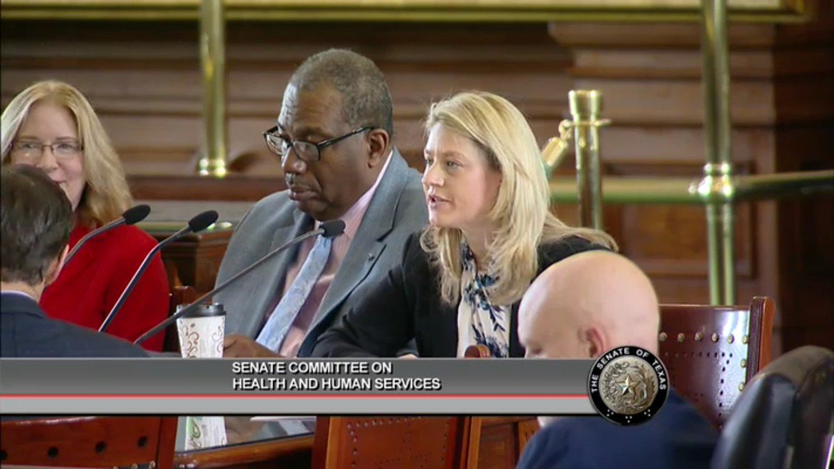 We need to implement the Family First Prevention Services Act in Texas! That was our message today in Senate Health and Human Services supporting @SenRoyceWest's #SB355. Read our testimony at https://www.texprotects.org/2019/03/05/texprotects-testifies-support-family-first-prevent/ … #txlege #ffpsa #ProtectTXKids