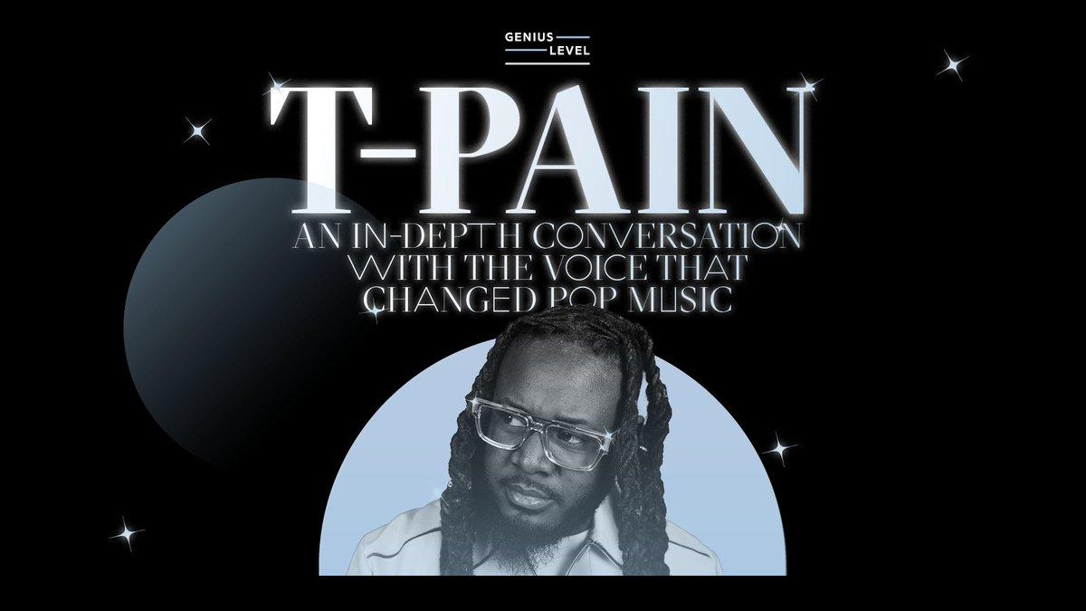 Resultado de imagen para T PAIN genius