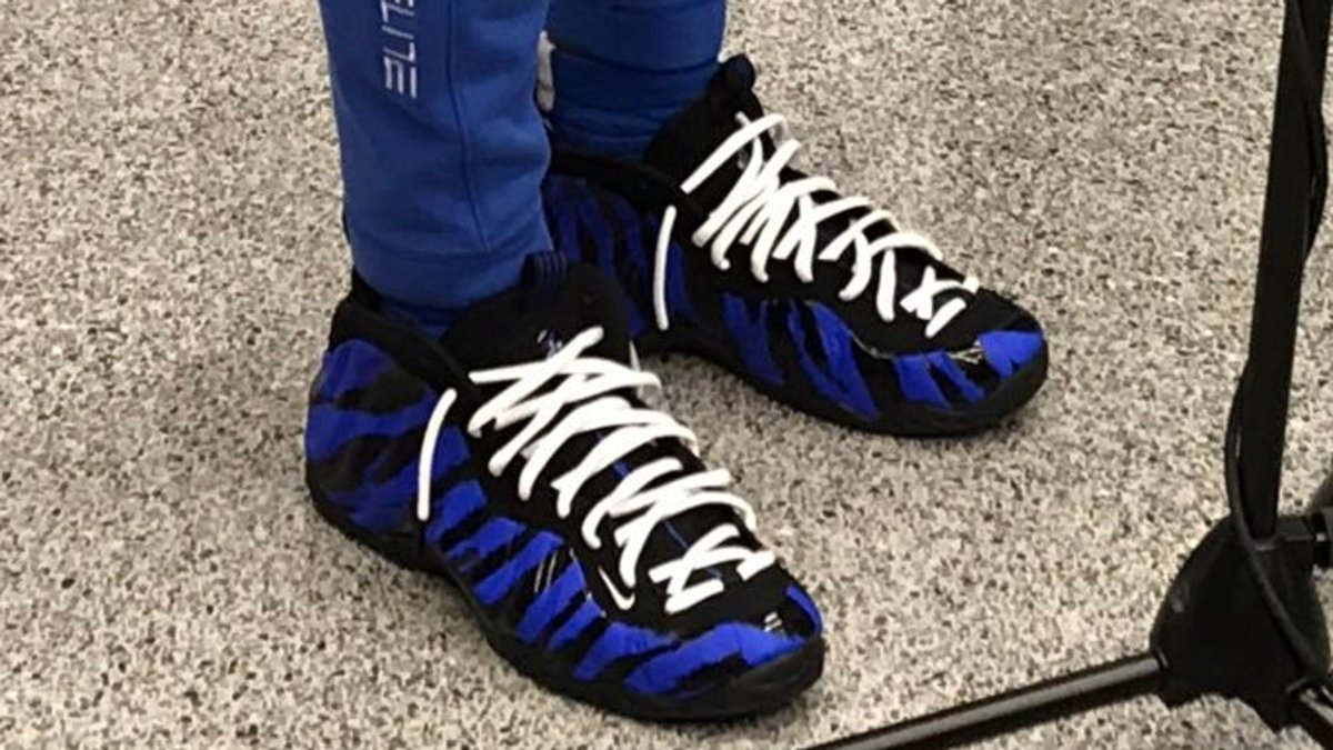 748b5434ec2 here s where you can find penny hardaway s limited edition tiger themed  nike air foamposite