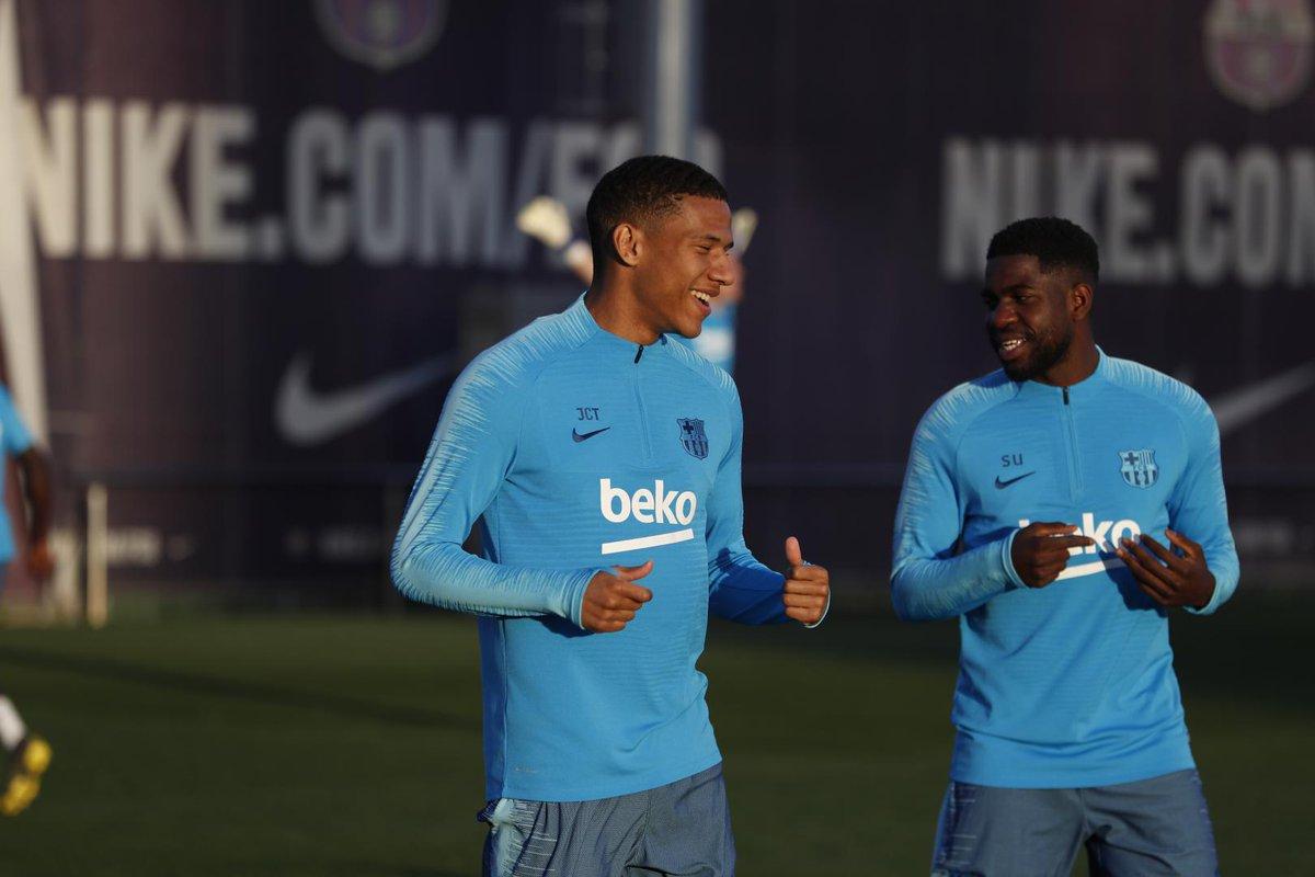Valverde da descanso a la mitad de la plantilla del Barça