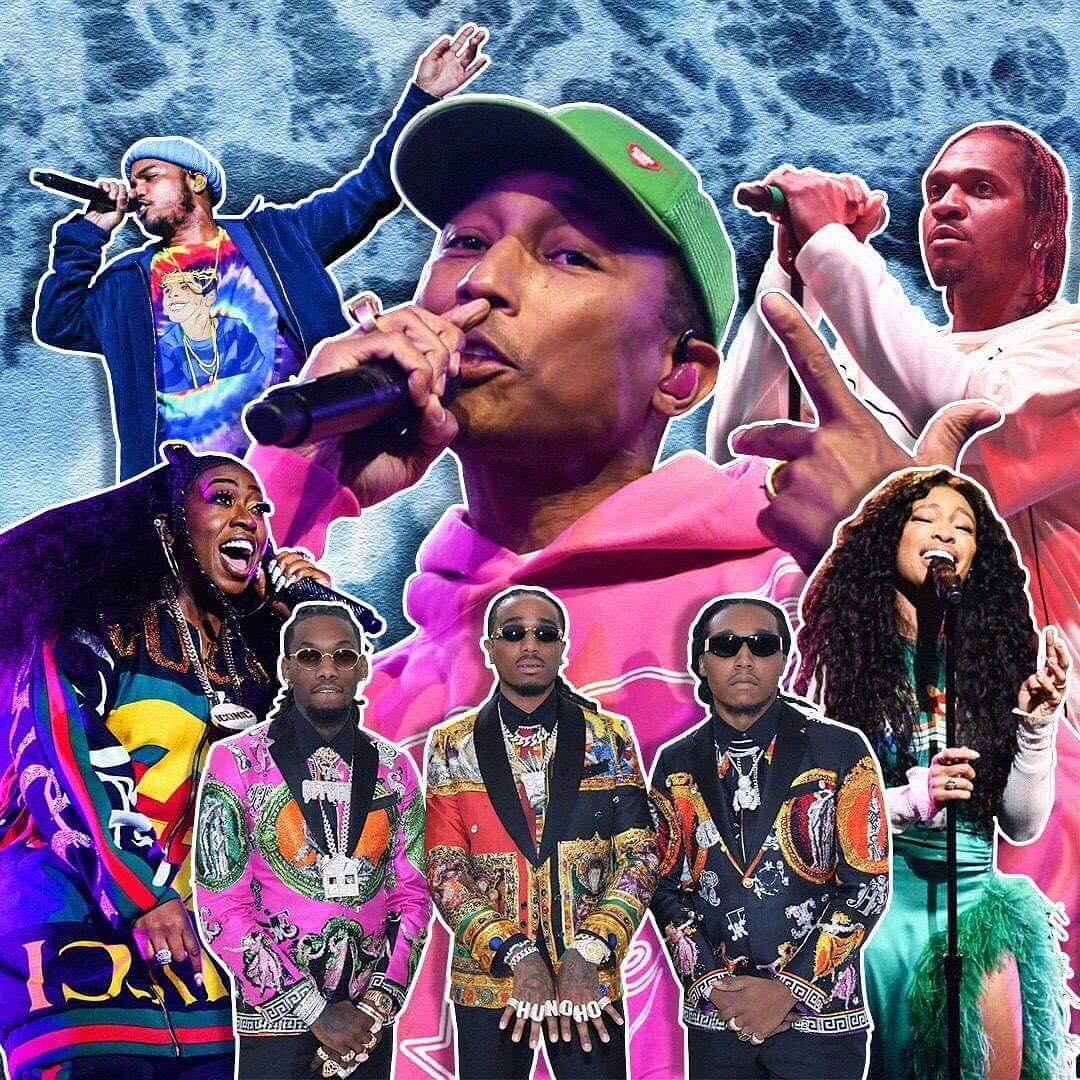 Pharrell Williams ( Pharrell)  ecf1a4affd