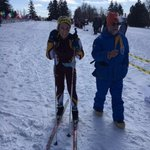Image for the Tweet beginning: Nordic State Championships today!