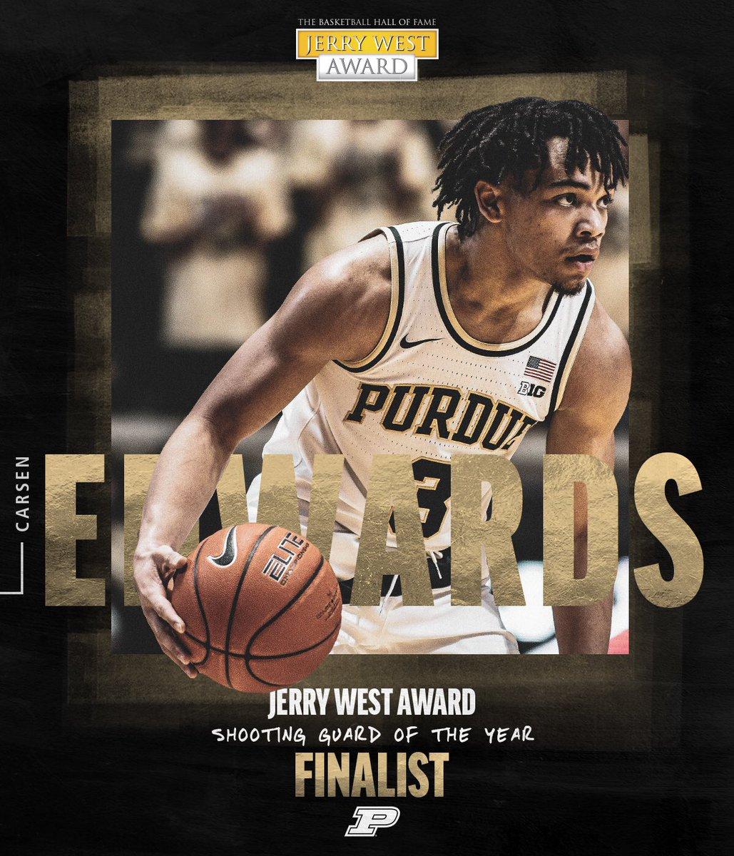 Purdue Mens Basketball's photo on Carsen Edwards