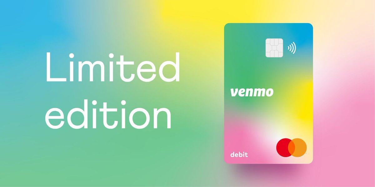 "Venmo on Twitter: ""The Venmo card collection just got more"