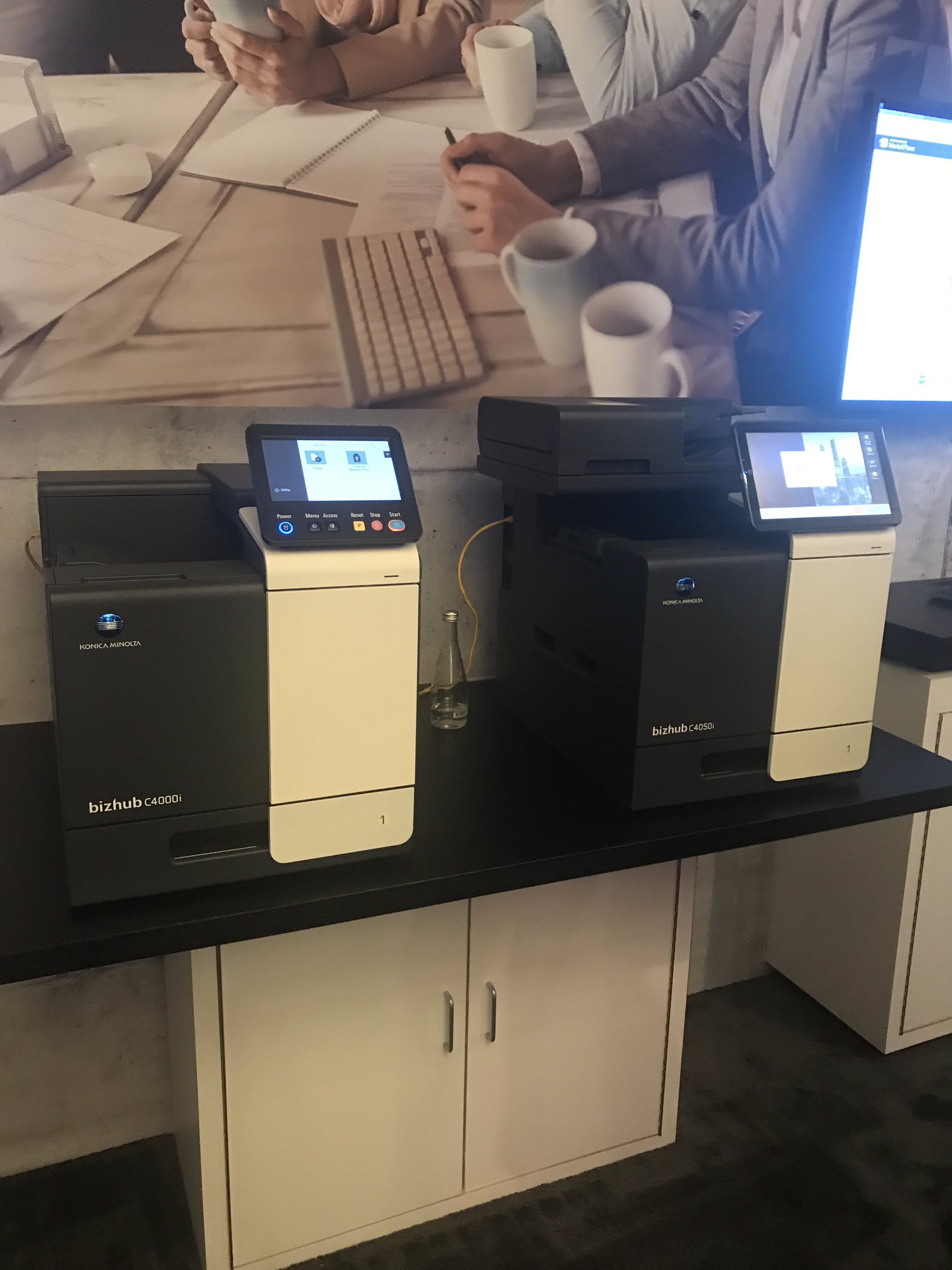 Konica Minolta Encourages Dealer Diversification, Previews